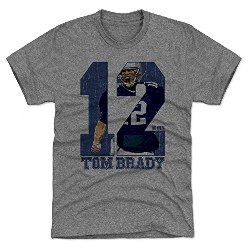 500 Level NFL NEW ENGLAND PATRIOTS - Tom Brady Game B Premium T-Shirt, Größe:S