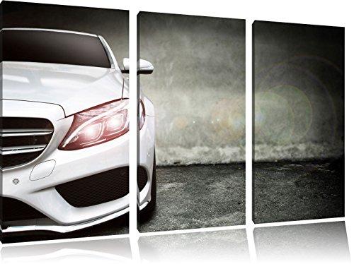 sportwagen-limousine-im-betonbunker-3-teiler-leinwandbild-120x80-bild-auf-leinwand-xxl-riesige-bilde