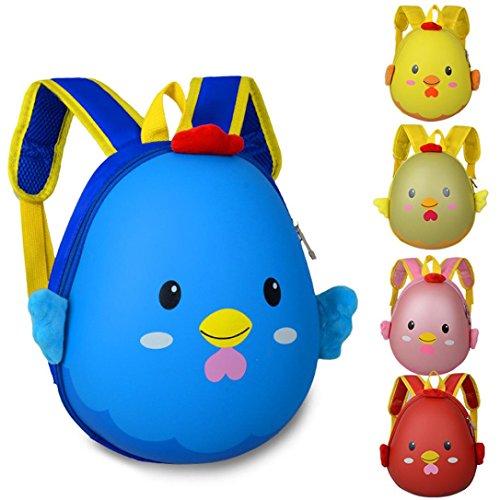 sunnymi Unisex ★Kinder Rucksack★ Kinder Gartentasche/Süß Beutel Karikatur Tier Kleine Eierschale/Schule Baby-Kindergarten Mädchen Jungen Mini Backpack (Kostüm Mädchen Holz Elf)