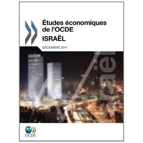 Etudes Economiques De L'ocde, Israel 2011