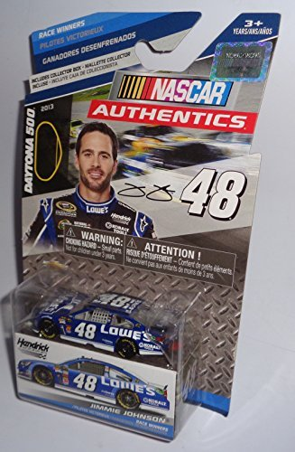 nascar-164th-collector-car-2013-race-winners-48-lowes-jimmie-johnson-by-nascar