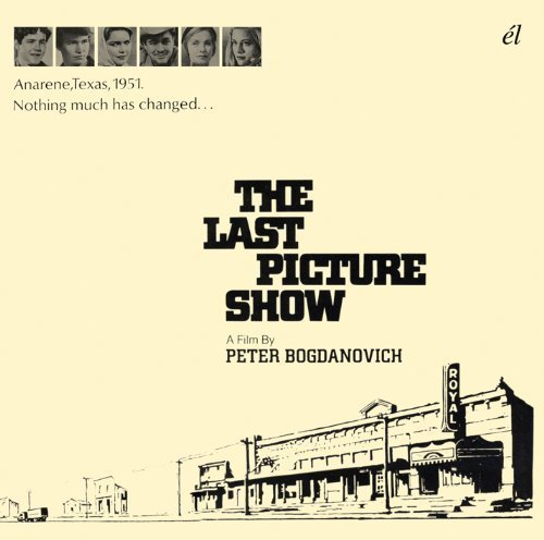 The Last Picture Show by Original Film Soundtrack (2012) Audio CD