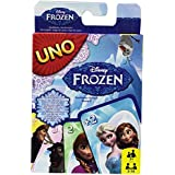 Mattel Spiele CJM70 - Kartenspiele, UNO Die Eiskönigin
