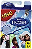 Games Uno Disney Frozen, Multi Color