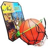 Negi Deluxe Basket Ball (Multicolor)