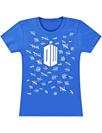 Doctor Who - Bow Ties Are Cool Juniors T-Shirt