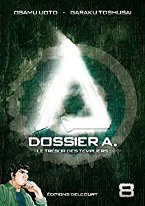 Dossier A. Edition simple Tome 8