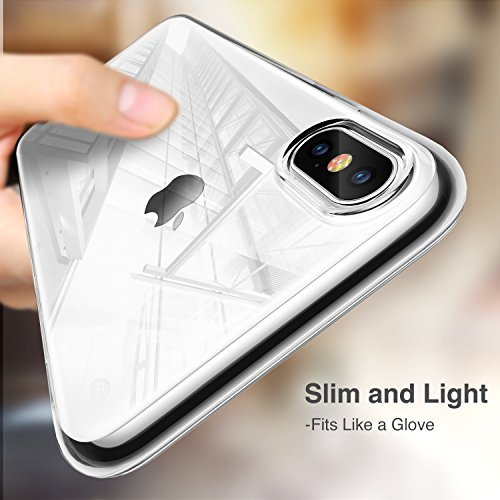 custodia wireless iphone x