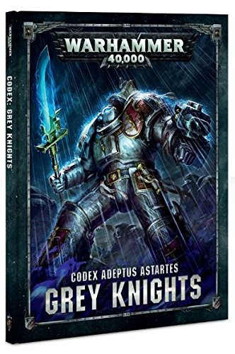 Warhammer 40000 Codex Adeptus Astartes Grey Knights (DEUTSCH) Grey Knight