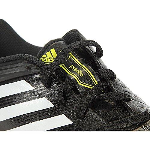 adidas Predito LZ INDOOR Q21687 Schwarz Hallenschuhe Futsal Schwarz