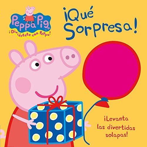 ¡Qué sorpresa! (Peppa Pig. Libro regalo) por Varios autores