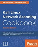 Kali Linux Network Scanning Cookbook -