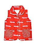 Always Kids Fox Lamby Vest 0Y
