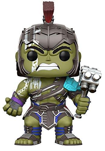 Funko - Figurine Marvel Thor Ragnarock - Hulk Gladiador Marvel Thor Ragnarock - Hulk Gladiador Pop 10cm - 0889698137737, Figurines