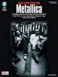Metallica Learn To Play Guitar With Bk/Cd: Noten, CD für Gitarre (Cherry Lane)