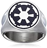 Star Wars Jewelry Hombre sin Metal Acero Inoxidable