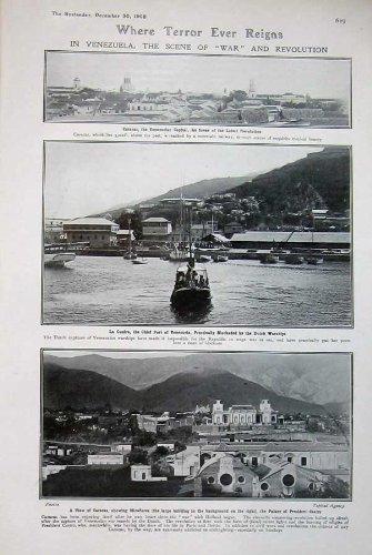 nave-di-guaira-miraflores-di-rivoluzione-di-1908venezuela-caracus