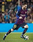 Grupo Erik Erik Mini Poster FC Barcelona 2018/2019 Messi Accion, 40x50 cm