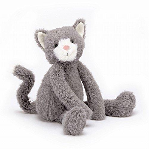 Jellycat Kuscheltier Sweetie Kitten (30cm) in grau