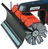4F Schneeräumschild für Limpar Akku 25 Kehrmaschine