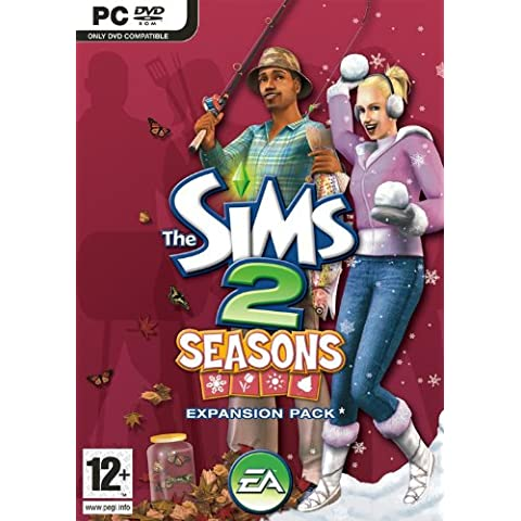 Los Sims 2 Y Las Cuatro Estaciones Pc Dvd España