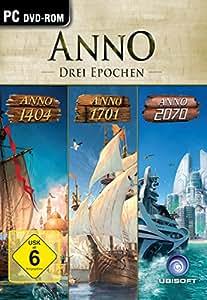 ANNO - Drei Epochen