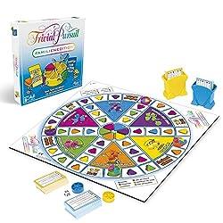 Hasbro Gaming E1921100 - Trivial Pursuit Familien Edition Familienspiel