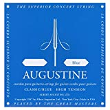 Augustine - Cordes Guitare RE 4 BLEU FILE