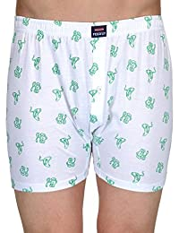 Feed Up Men's Cotton Hosiery Boxers