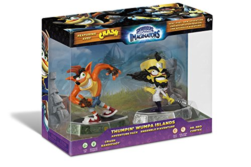 Skylanders Imaginators Thumpin' Whumpa Islands Adventure Pack, Spielzeug