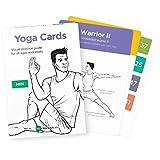 Yoga-Karten - Premium Visuelle Studie