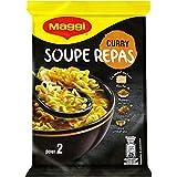 Maggi Soupe Instantanée au Curry 8 x 120 g