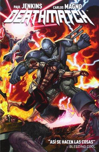 Deathmatch vol. 1: Matando en su nombre por Paul Jenkins