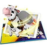 The Cow that says 'How' - Mardles Stories that come to Life with Augmented Reality