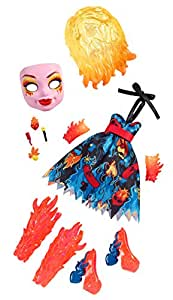 Monster High Accessory - Inner Monster - Fearfully Feisty Fashion Doll Add on Pack