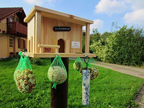 Hüwüknü Futterhaus Zur Knödelbude