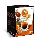 Cápsulas compatibles con Dolce Gusto Origen & Sensations - Café sólo con aroma a Avellana - 16...
