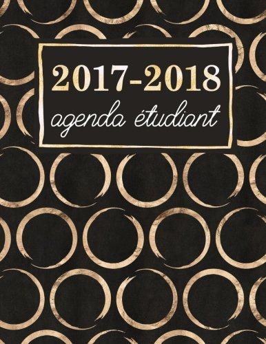 Agenda étudiant: Planning scolaire hebdomadaire :...