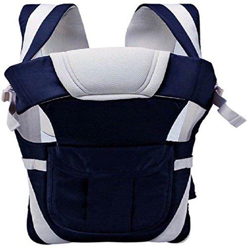 Chhote Saheb Baby Carrier Shoulder Belt Sling Backpack Baby Holding Strap Adjustable Carry Bag Baby Carrier(Dark Blue, Front carry facing out)