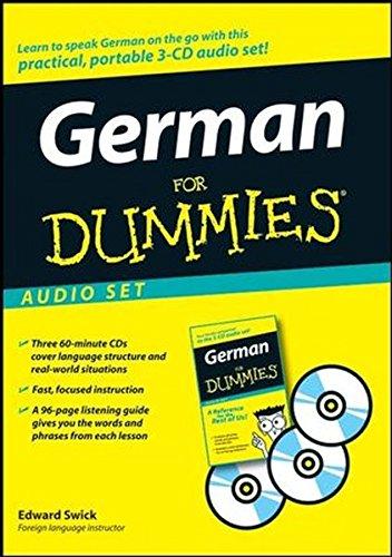 German for Dummies, Audio Set