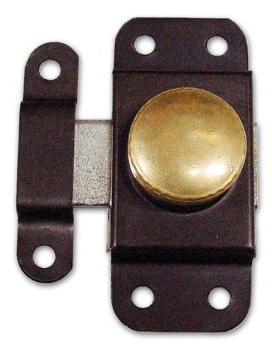 Verrou Targette peint mesure 35mm conf. 12Pièces