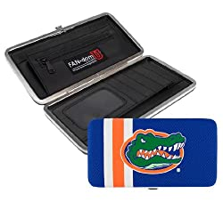 NCAA Florida Gators Shell Mesh Wallet