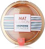 Bourjois Mat Ilusion Polvos Bronceadores Tono 22  - 56 gr.