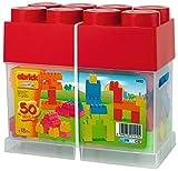 Ecoiffier Abrick The Brick 50 Pieces, Mu...