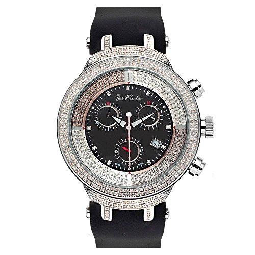 Joe Rodeo diamante da uomo orologio - MASTER argento 2,2 CTW
