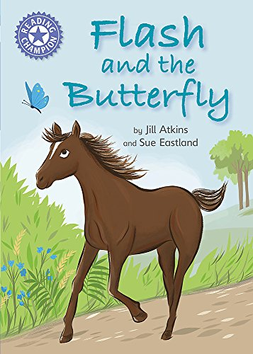 Flash and the Butterfly: Independent Reading Purple 8 (Reading Champion, Band 142)