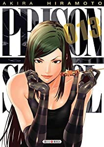 Prison School Edition simple Tome 13