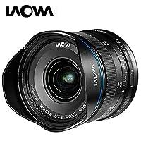 عدسة laowa ve7520mftstblk – 7.5 ملم للكاميرات Micro 4/3 (16.9 MP, HD 720p) أسود