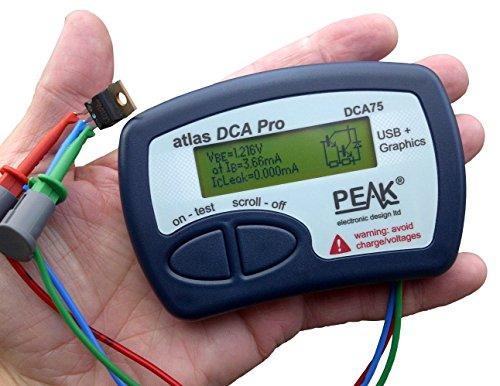Atlas DCA75 Pro - Advanced Semiconductor Analyzer