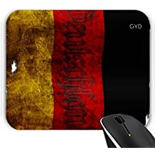 Mousepad - Deutsch Flagge - Vintage...